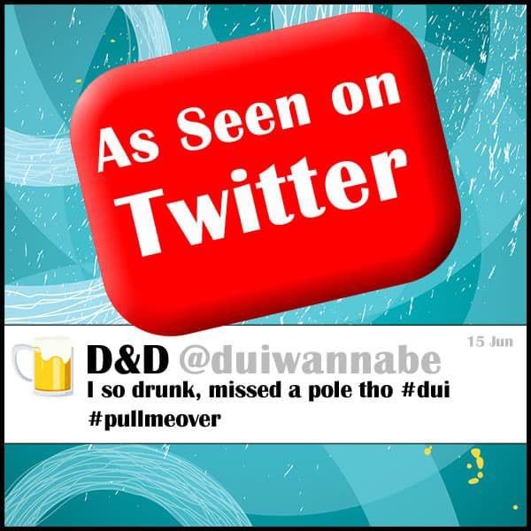 dui twitter