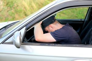 Asleep at the wheel