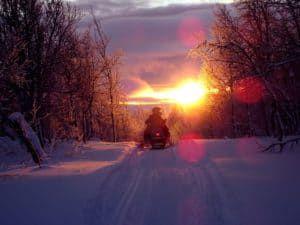 Weird DUI Wisconsin Snowmobile OWI